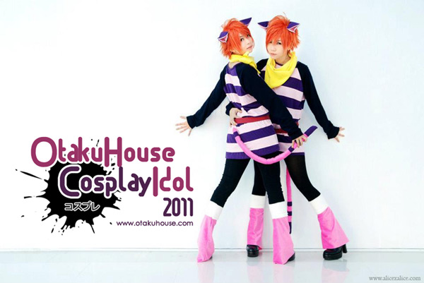 1. Nunny and Irvy - Hitachiin Kaoru and Hitachiin Hikaru From The Ouran High School Host Club (2645 likes)