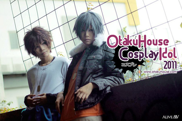 20. Aphin and Yuen - Keisuke and Akira From Togainu No Chi (863 likes)