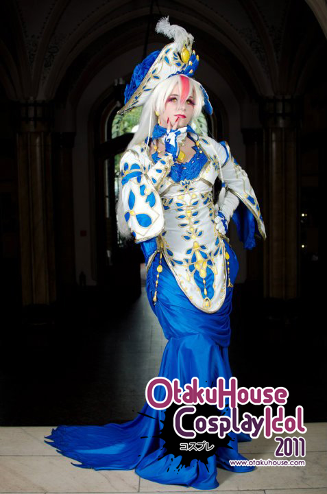 28. Aoime - Astharoshe Asran From Trinity Blood(519 likes)