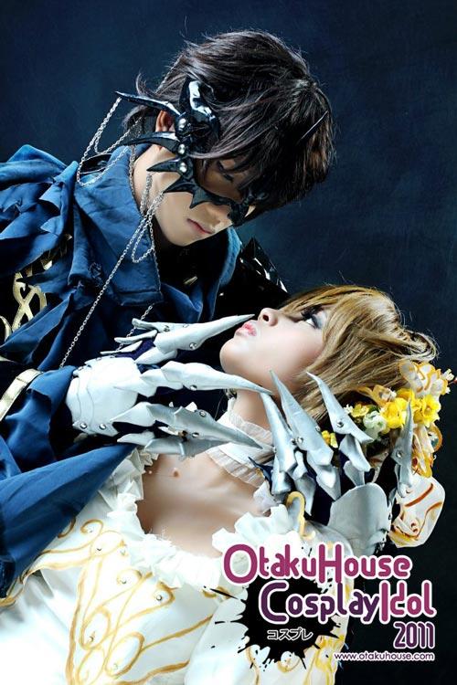 30.Akira Kei and Sanjyu Heika - Li Syaoran and Sakura From Tsubasa Reservoir Chronicles (693 likes)