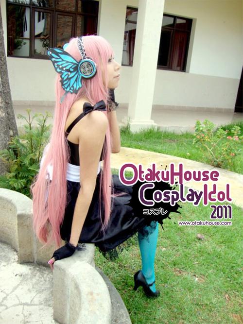 17.Haru M. Takarai - Luka Megurine From Vocaloid (440 likes)