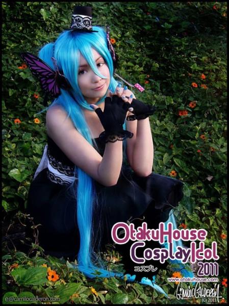 10.Adriana Suarez - Hatsune Miku From Vocaloids (511 likes)