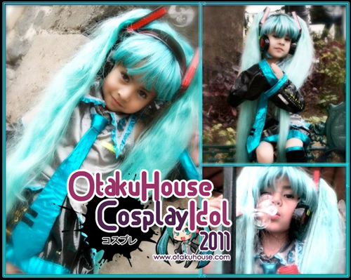 7.Sayuri - Hatsune Miku Chibi From Vocaloids(600 likes)