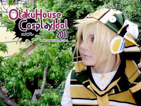 12.Damian Nada - Len Kagamine From Vocaloids (480 likes)
