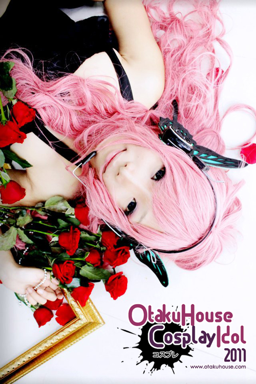 19.Meo Dai Nhan - Luka Megurine From Vocaloid(658 likes)