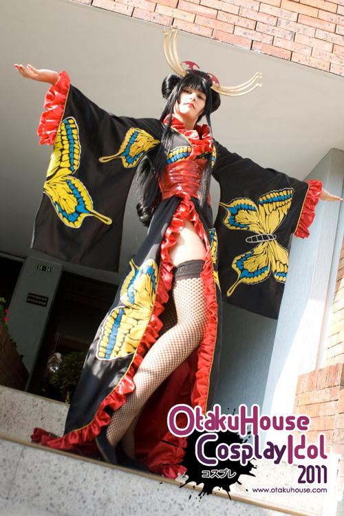7.Laura Uribe Garces - Yuuki Ichiijara From XXXHolic(1169 likes)
