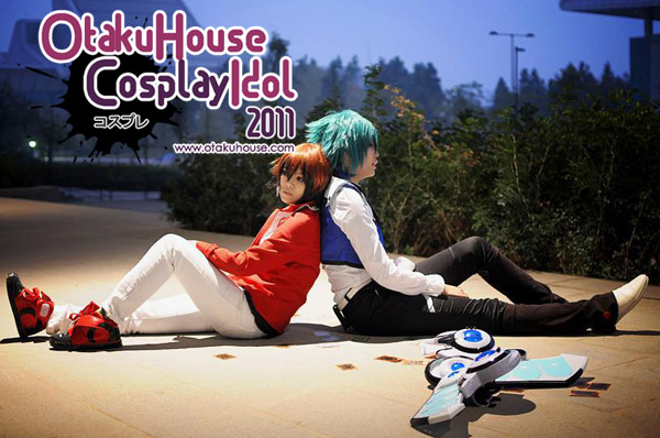 25.Sayuri and Kaz Chan - Johan Anderson and Yuki Judai From Yu-Gi-Oh (796 likes)