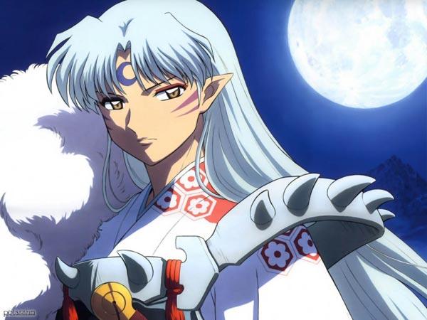 #5: Inuyasha - Sesshomaru