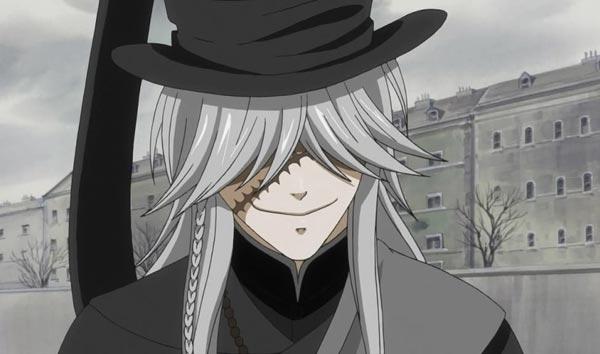 #4: Kuroshitsuji - The Undertaker
