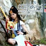 Ashura Cosplay
