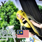 Vocaloid - Lily Cosplay