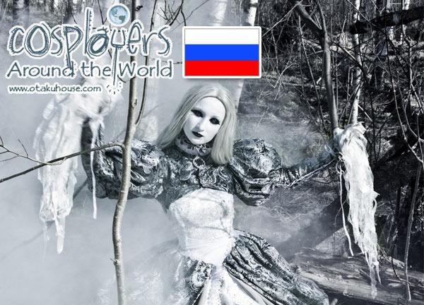 Cosplayers Around the World Feature : Naga Zmeyuka from Russia