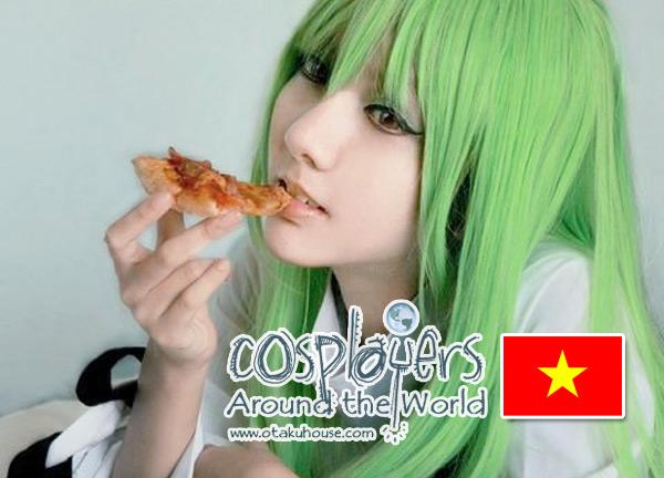 Cosplayers Around the World Feature : Meiji Greenie from Vietnam