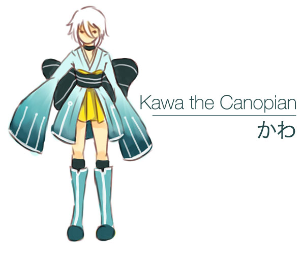 Kawa the Canopian