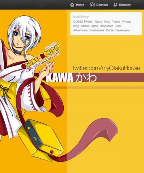Kawa the Otaku House Tenchou on Twitter