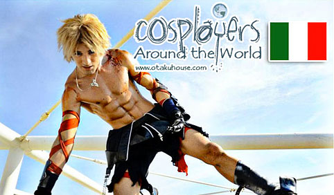 Final Fantasy X: Tidus Cosplay