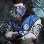Mortal Kombat 9: Sub Zero Cosplay