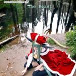 Vocaloid - Hatsune Miku (The Beast) Cosplay