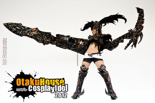 [Rankings OHCI 2012] Top 25 Cosplay in Europe Album B- August 2012