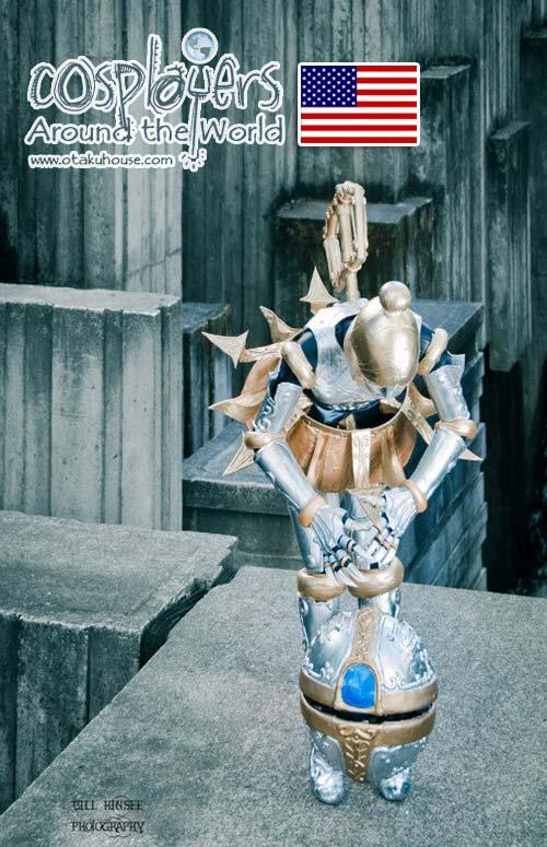 Orianna League Of Legends Cosplay