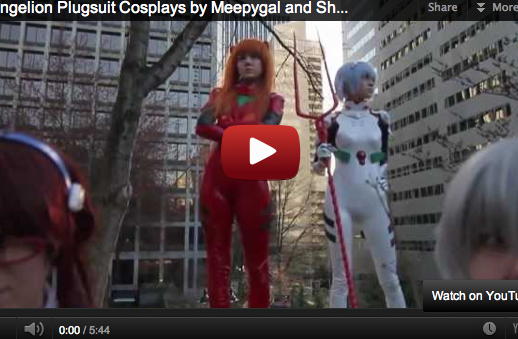 How to make an Evangelion Plugsuit