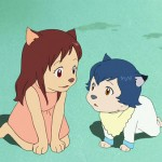 Wolf Children Movie screenshot