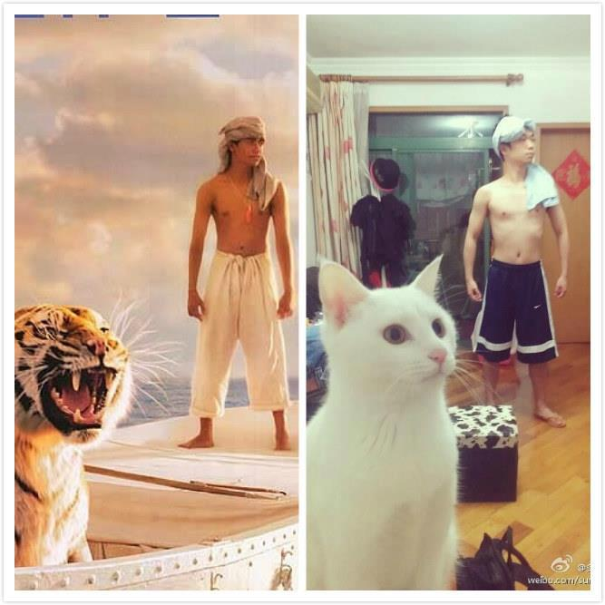 Life of Pi Cosplay