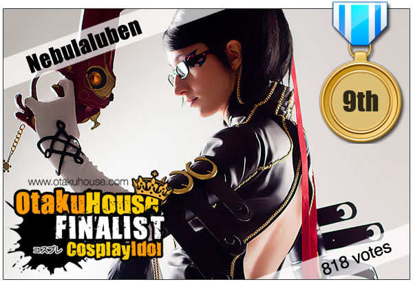 OFFICIAL TOP 10! Otaku House Cosplay Idol 2012 – Europe