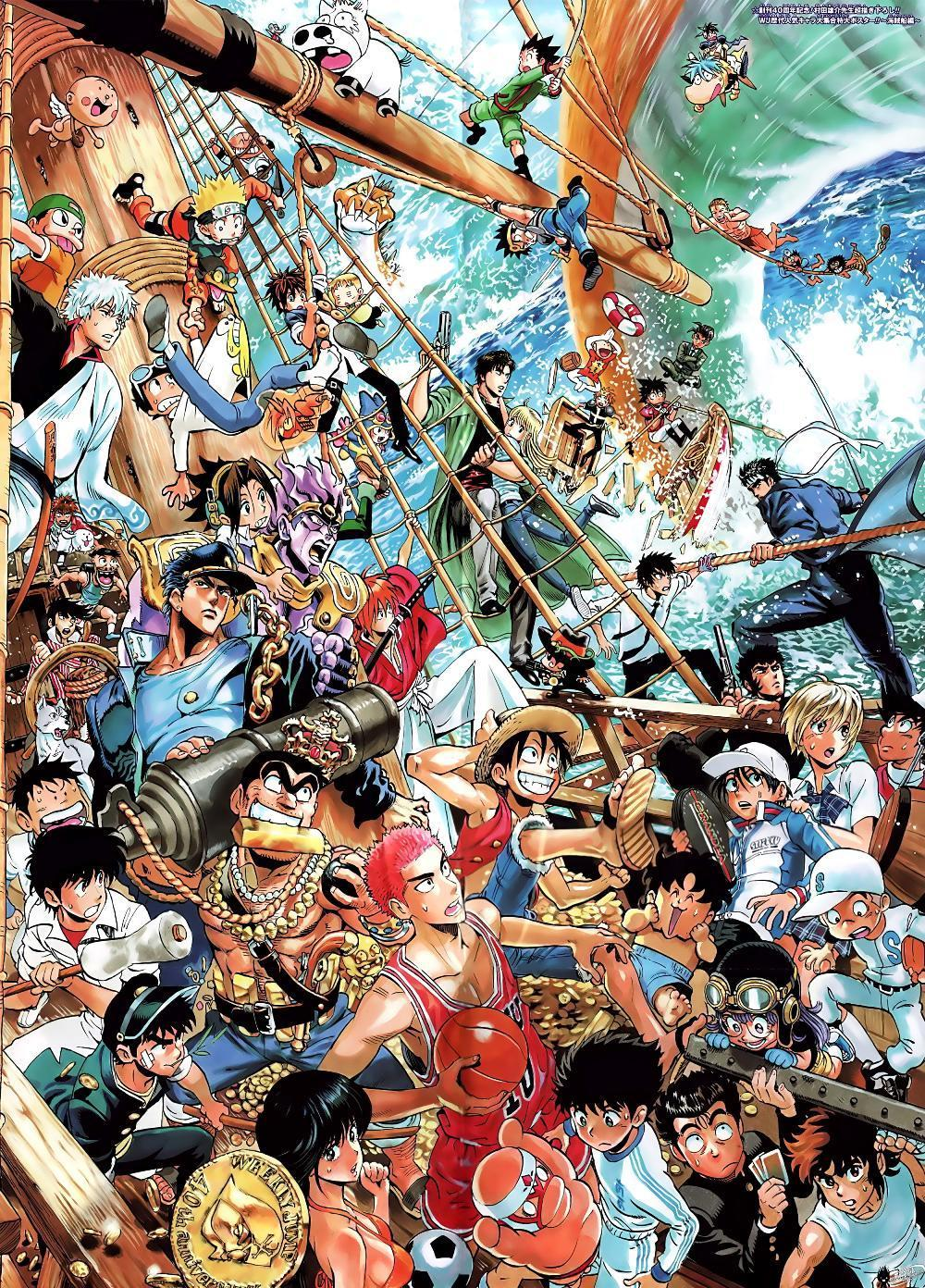 25 Top Manga in 2013 – The Otaku House Survey