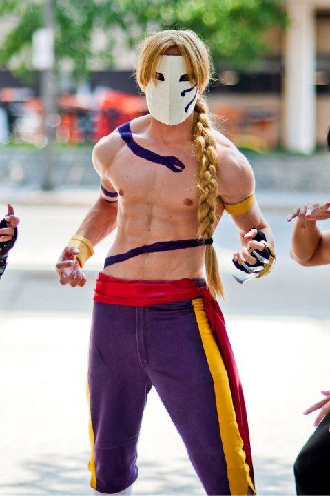 Top 20 Sexy Male Cosplayer Photos – (Intern Nin's Pick ...