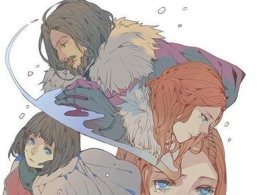 Game of Thrones Anime / Manga