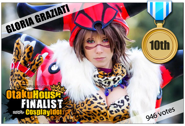 OFFICIAL! Otaku House Cosplay Idol 2013: Europe Top 10