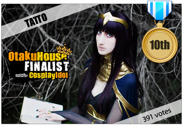 RESULTS! Otaku House Cosplay Idol 2013: North America Top 10