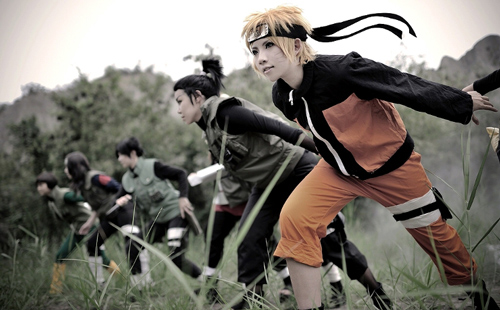 Top 14 Awesome Girls Naruto Crossplay Around the Web