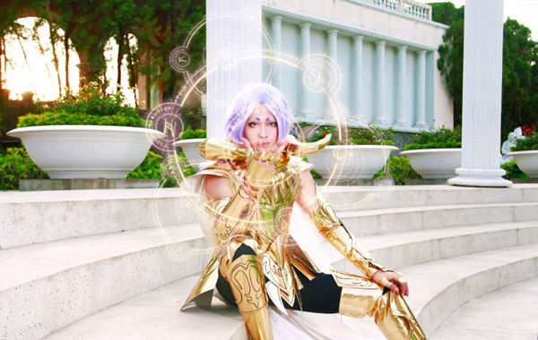 13 Saint Seiya Cosplay Armours That Took Our Breaths Away!