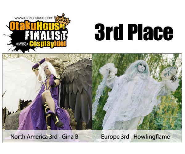 Official Winners of Otaku House Cosplay Idol 2013!