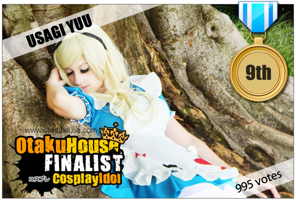 OFFICIAL RESULTS: Otaku House Cosplay Idol 2013 Latin America Top 10