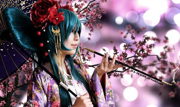 12 Perfectly Pitched Hatsune Miku Cosplays!
