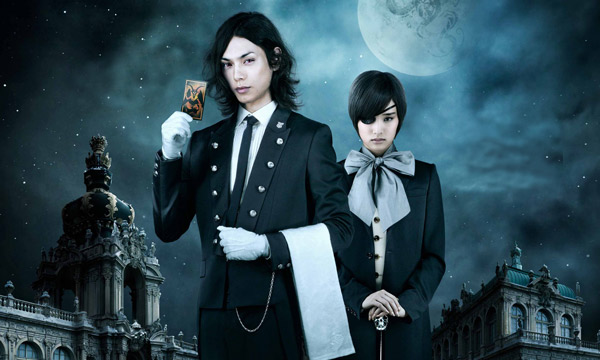 Black Butler: The Movie (+ Movie Tickets Giveaway!)
