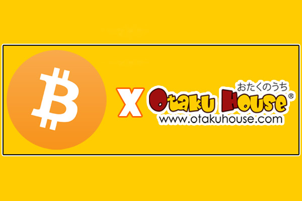 Otaku House Online Shop To Accept Bitcoins