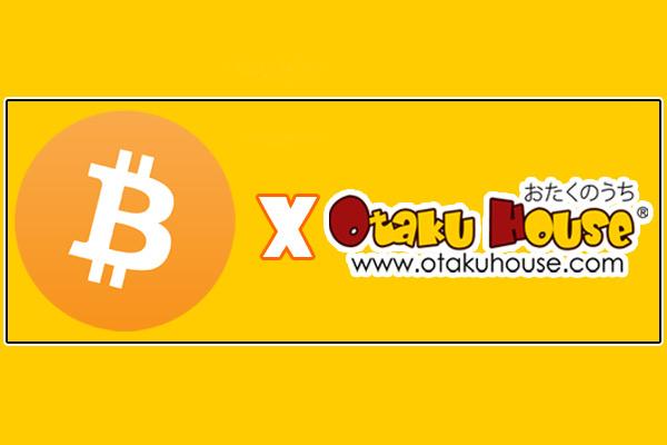 Otaku House Online Shop To Accept Bitcoins