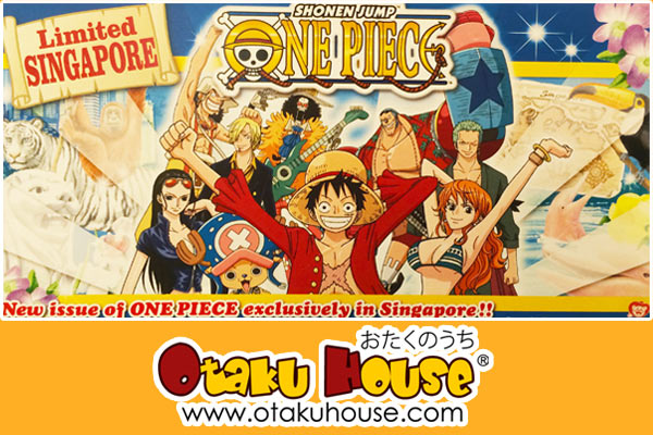 Get These Anime and One Piece Souvenirs If You Ever Visit Singapore!