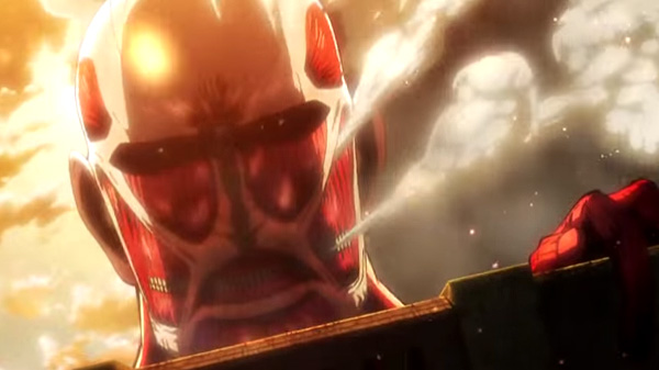 Attack On Titan Movie Part 1 Official Trailer (The Crimson Bow And Arrow)