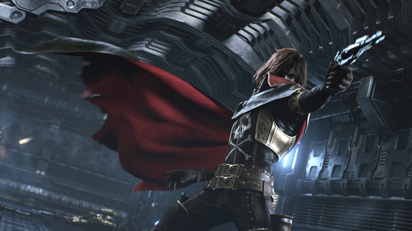Space Pirate Captain Harlock Movie Trailer