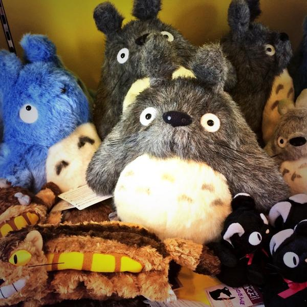 [New Arrivals] Totoro lands in Singapore at Otaku House