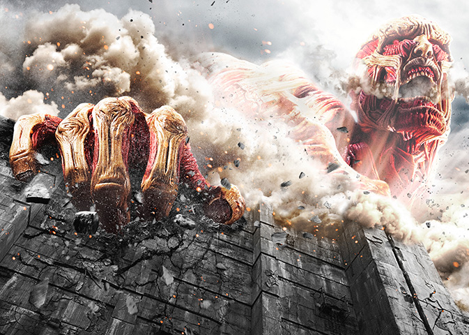 Attack On Titan Movie Review by A Die-Hard AOT Junkie
