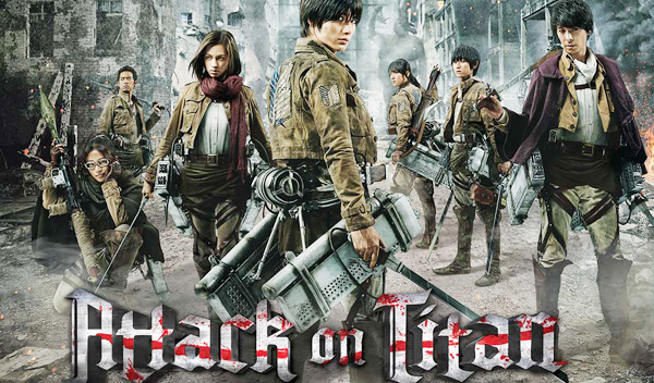 Get 10% Off Attack On Titan Merchandise When You Watch The Movie!