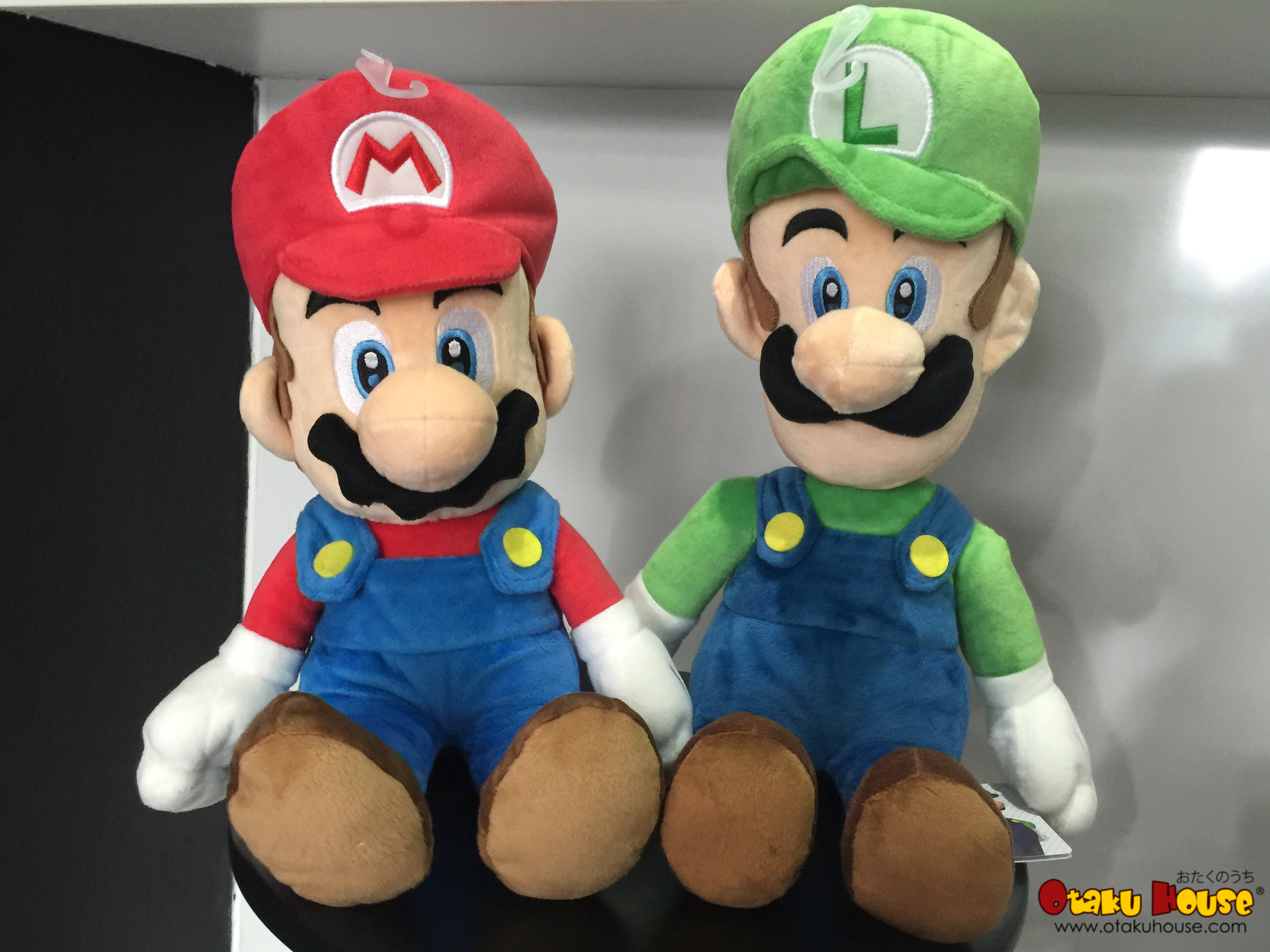 New Arrivals – Super Mario All Star Collection Plush Toys