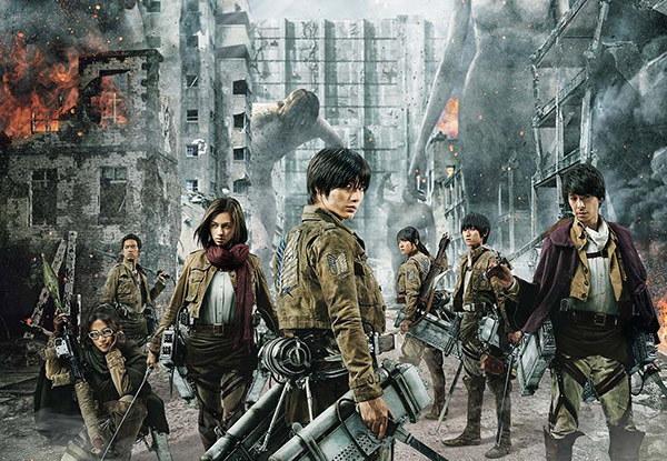 Attack On Titan Movie Review