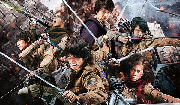 Attack On Titan Movie 2 Premiere and Movie Marathon